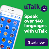 Learn a new language fast with uTalk