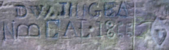 Ohio inscription